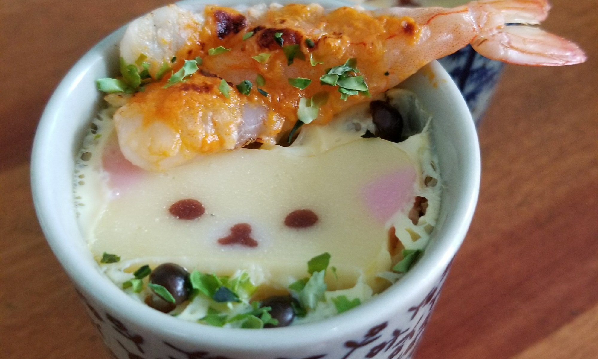 Chawanmushi (steamed egg custard) Recipe