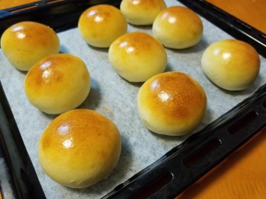 Spongy soft roll recipe