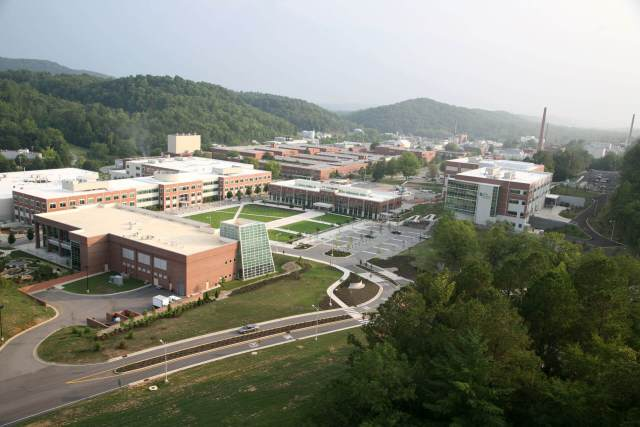 Oak Ridge National Laboratories Campus