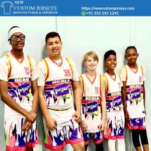 Basketball Custom Jerseys for sale
