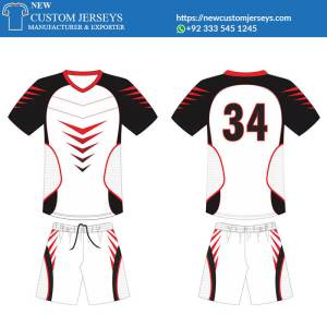 Custom Team Soccer jerseys