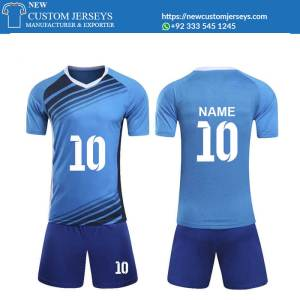 Custom Youth Soccer Jerseys