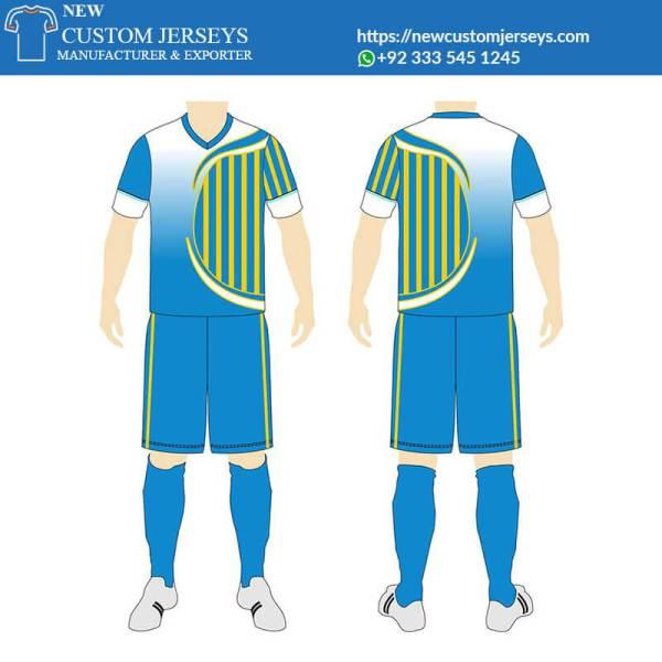 Customized Soccer Jerseys