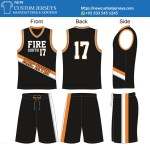 Reversible mesh basketball jerseys