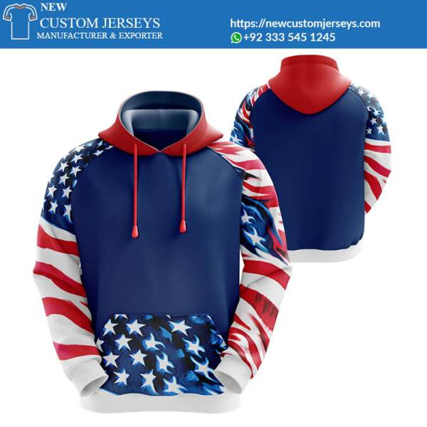 Team USA Hoodies