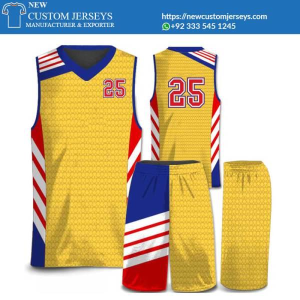 basketball jerseys Sublimated