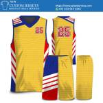 basketball jerseys Sublimated