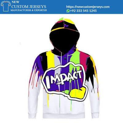Basketball Sublimated hoodies