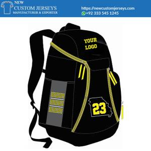 Custom Basketball Backpacks