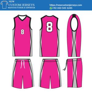 Girls Basketball Jerseys