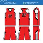 team basketball uniforms