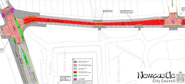 Newcastle City Council design