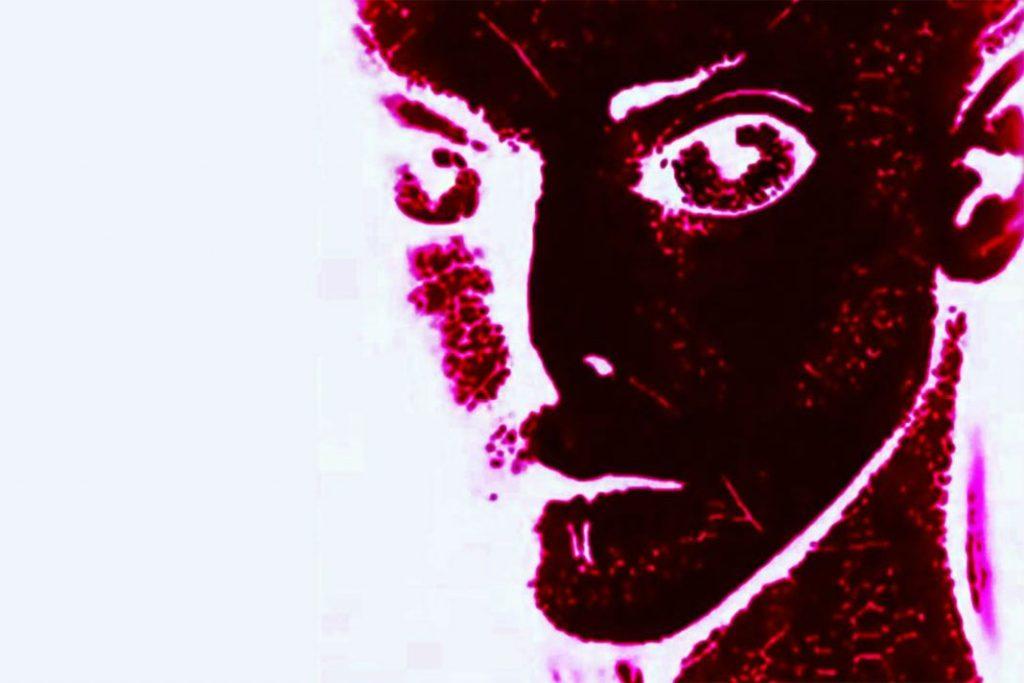 Fluorescent humanoid