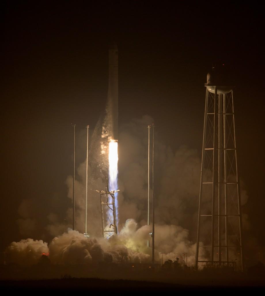 Antares Rocket - Nasa