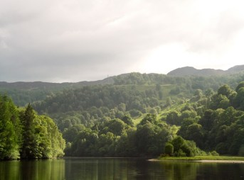 The River Garry - Perthshire