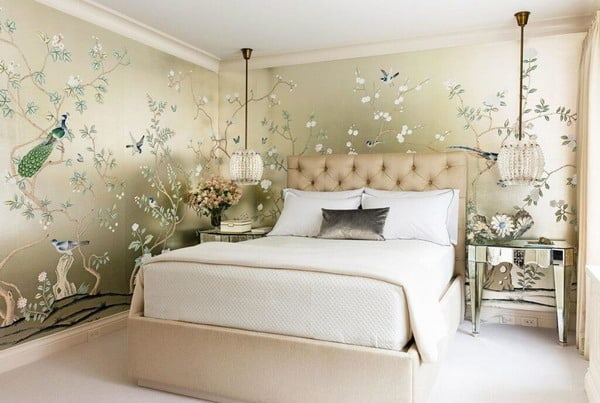 Modern Bedroom Wallpapers - Stylish Trends for 2020 - New ...