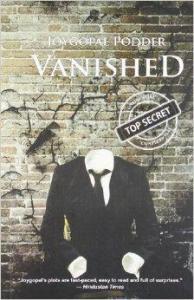 "Cover of ""Vanished"" by Joygopal Podder"