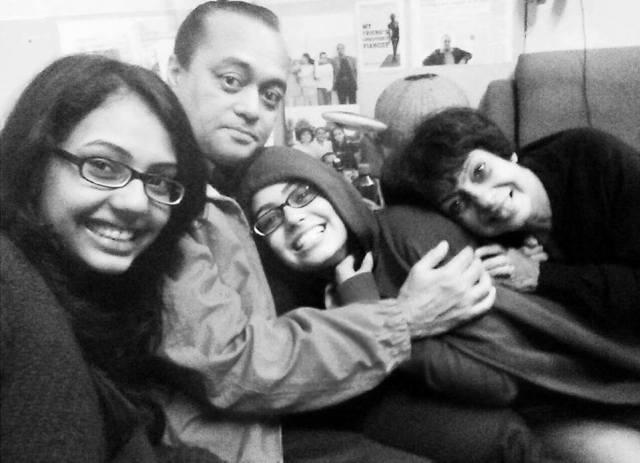 Photo of The Podder Family