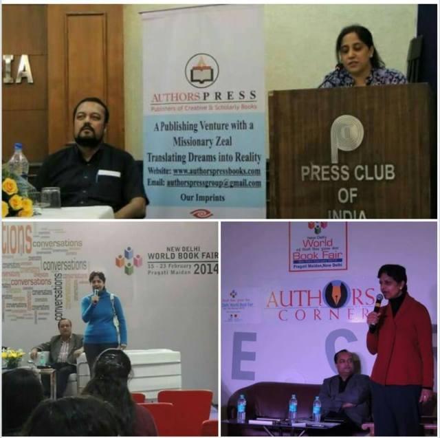 Press Club India with Joygopal Podder