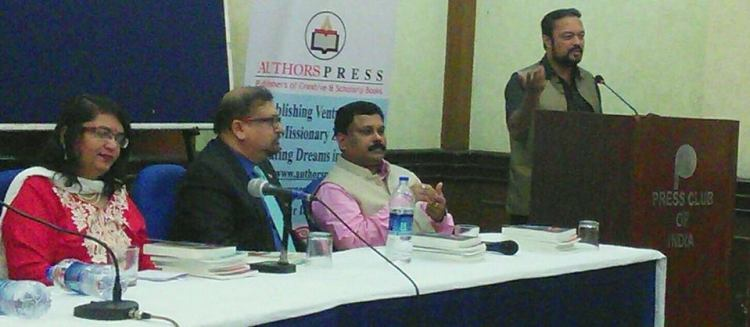 launch of my first medical thriller
