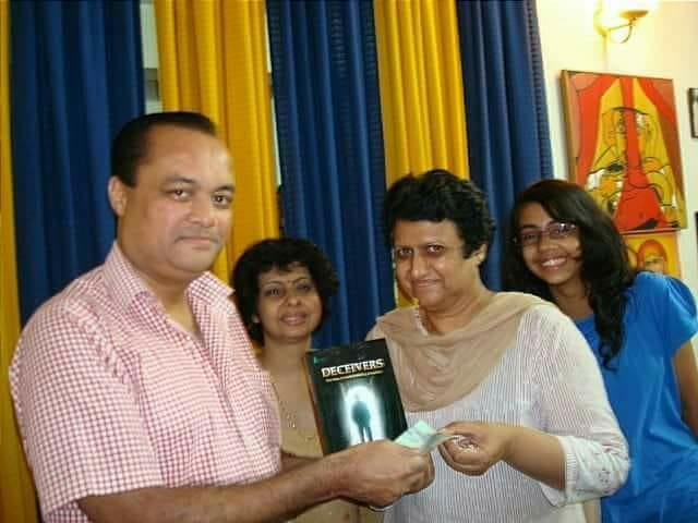 First Book Deceivers 2010