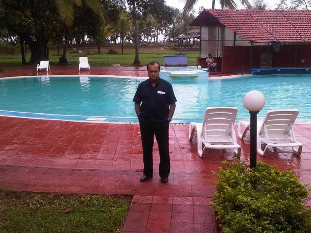 Varca Beach Resort in Goa
