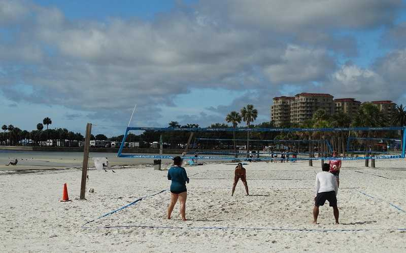 Florida Beach Volleyball