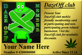 Daze Off Discount Club