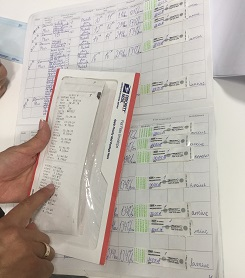 Contrôle qualité tourisme dentaire logbook autoclave