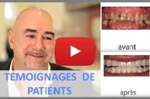 Témoignages de patients youtube