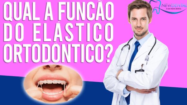 Função Elástico ortodontico