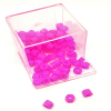 Marcador de Instrumento Sextavado Pink Fluorescente com 100 - Jon