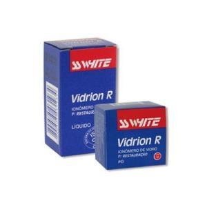 Ionômero de Vidro Restaurador Vidrion R - SS White