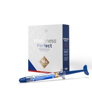 Clareador Whiteness Perfect 16% KIT C/5- FGM