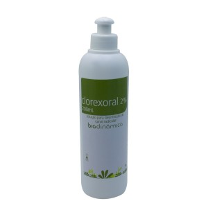Clorexoral 2% Solução 200Ml - Biodinamica