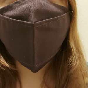 Máscaras 3d de proteção