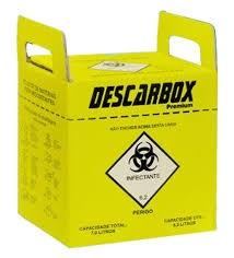 Coletor 3 Litros - Descarbox