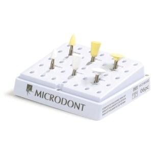 Kit Mini de Polimento de Resina - Microdont