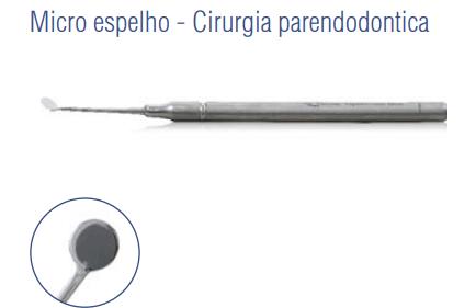 Micro Espelho Cirurgia Parendodontica -Harte