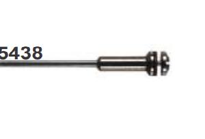 Mandril em Aço Inox Nº5438- Dedeco