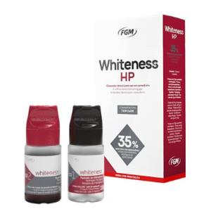 Clareador Dental Whiteness Hp 35%