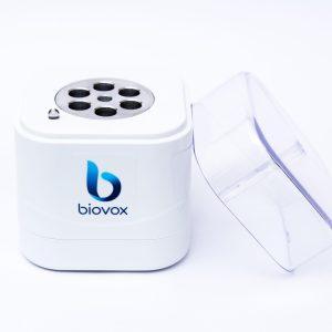 Mini Incubadora Biológica com 06 cavidades - Biovox