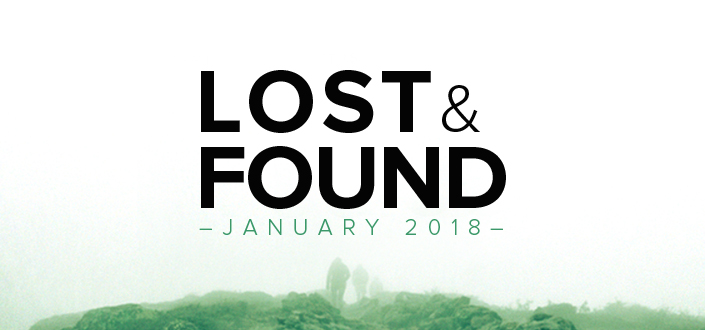 Lost and Found, Part 4 – Be Bold