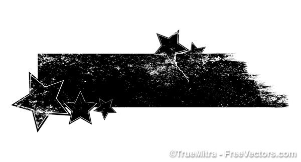 8 Grunge Banner Vector Images