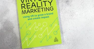 The NDA Bookshelf: Virtual Reality Marketing by Henry Stuart