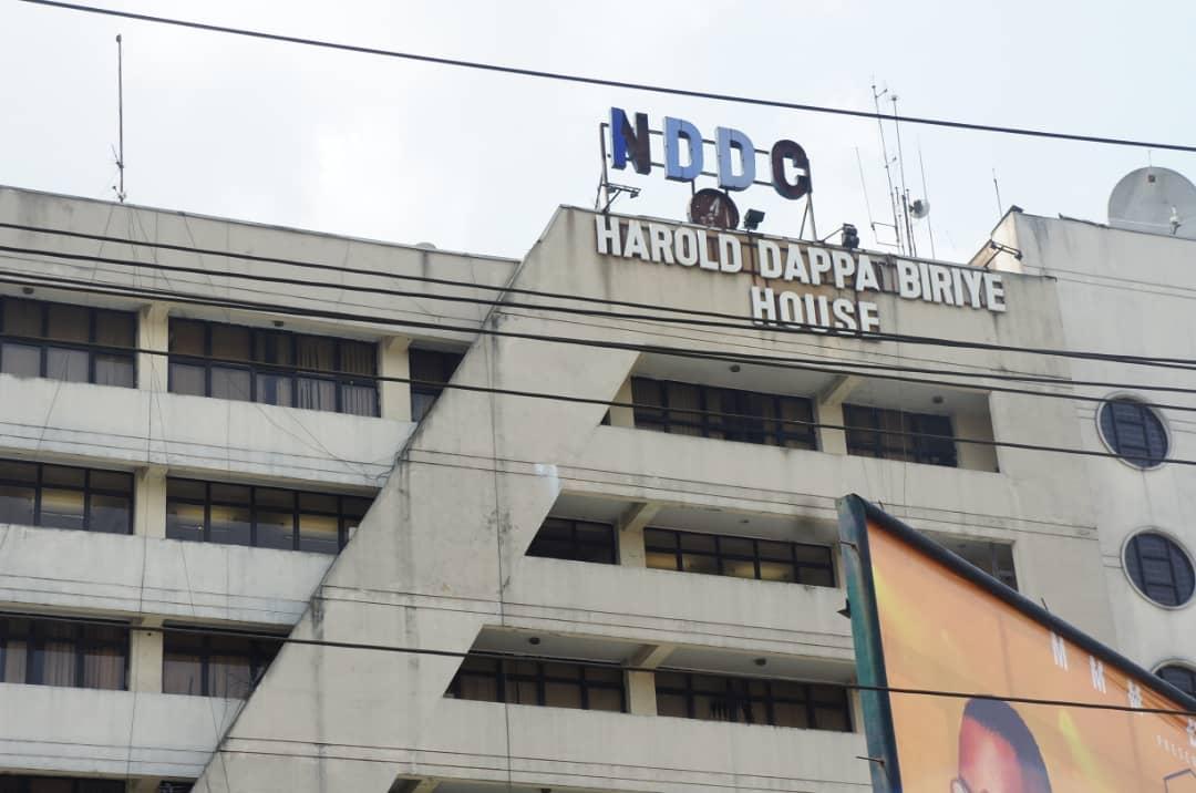 nddc's    corruption
