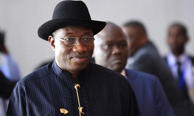 President Goodluck Jonathan, buhari