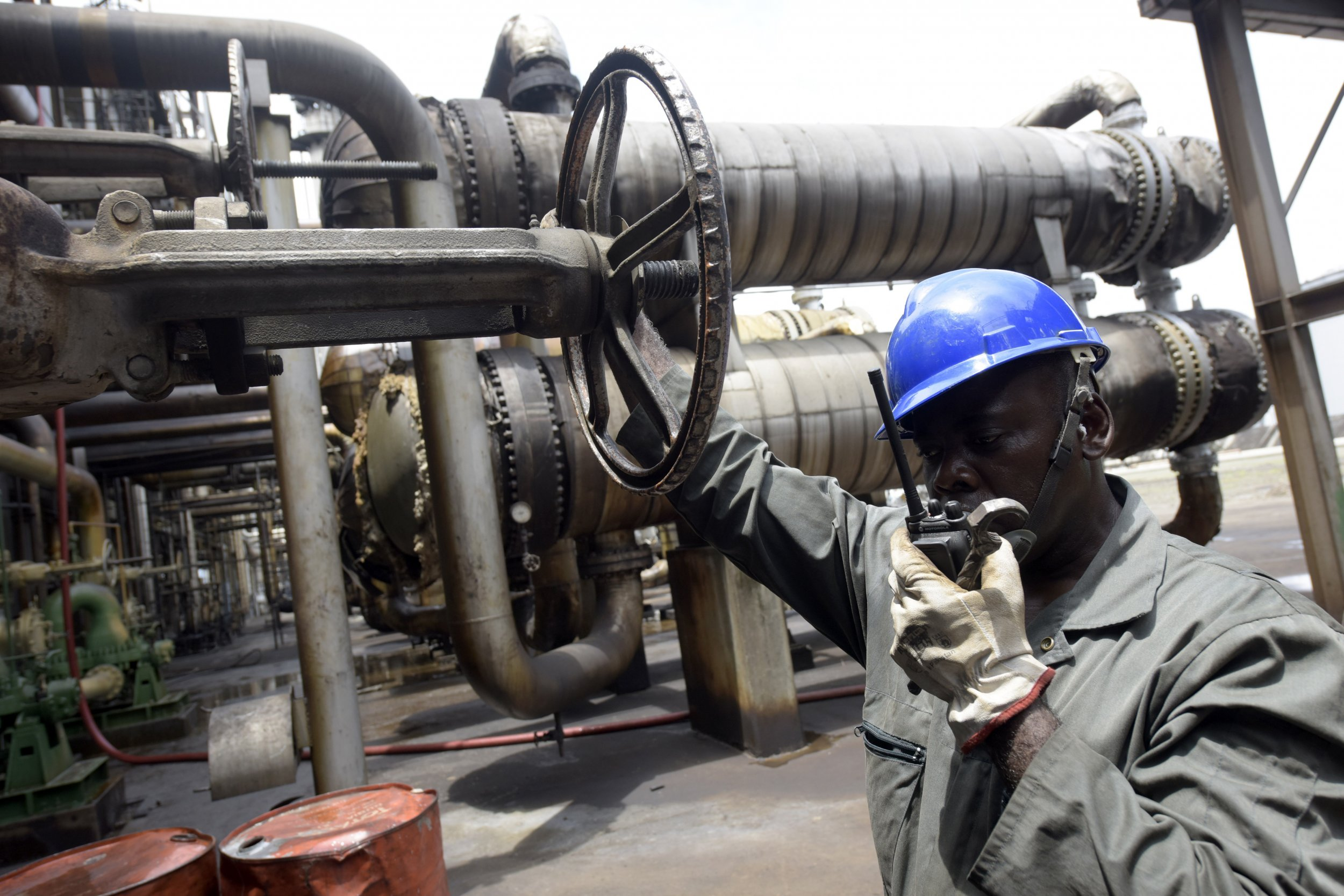 NNPC Oil Refineries