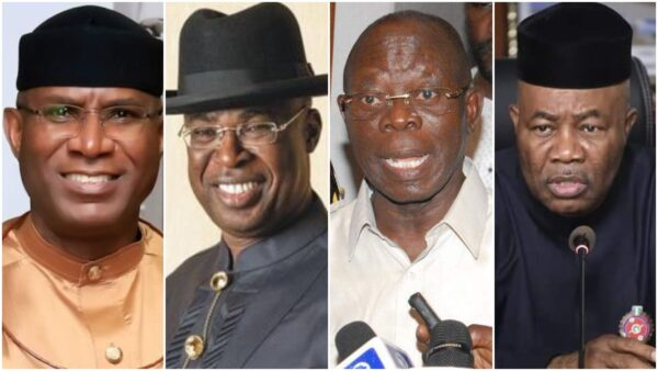 APC Chieftain Laments: Opponents Behind Plots To Create Discord ...