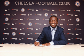 Two Nigerian Young Stars Sign New Contract With Chelsea